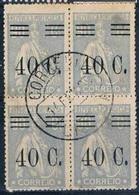 Portugal, 1928/9, # 475 Dent. 15x14, Carimbo De Lisboa, Used - Used Stamps