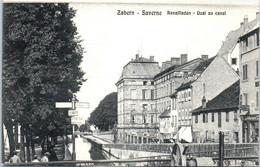 67 SAVERNE - Quai Au Canal     * - Saverne
