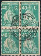 Portugal, 1930, # 503, Carimbo Registo De Lisboa, Used - Used Stamps