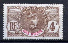 COTE D'IVOIRE - 23* - GÉNÉRAL FAIDHERBE - Neufs