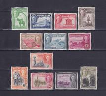 GOLD COAST 1948, SG# 135-146, CV £85, Animals, Trees, Architecture, Nature, MH - Goldküste (...-1957)