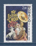 ⭐ Monaco - YT N° 1971 - Neuf Sans Charnière - 1995 ⭐ - Unused Stamps
