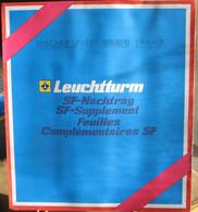Leuchtturm - JEU FRANCE Pour Blocs CNEP 2007 SF (Avec Pochettes) - Fogli Prestampati