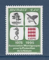 ⭐ Monaco - YT N° 1995 - Neuf Sans Charnière - 1995 ⭐ - Unused Stamps