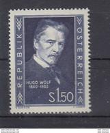Österreich Michel Cat.No.     Mnh/**  981 - 1945-60 Unused Stamps