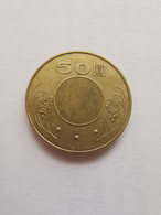 Taiwan 50 Yuan 2003 KM568 - Taiwan