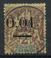 Madagascar (1902) N 51 II (o) - Gebruikt