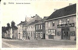 Stockay - Boulevard Des Combattants (café Des Sports, Dépôt Brasserie Lhonneux) - Saint-Georges-sur-Meuse