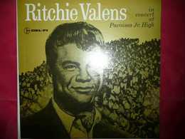LP33 N°7743 - RITCHIE VALENS - DFLP 1214 - DISQUE EPAIS - Rock