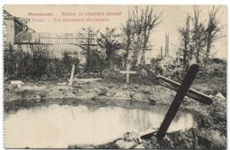 Houthulst - Ruines - Le Cimetière Dévasté - Houthulst
