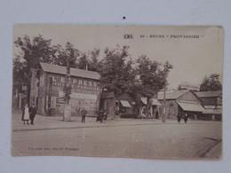 M35 Reims - Provisoire Vue Prise Avec Objectif Hermagis 1925 Photo - Reims