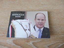Prinz Albert II, Monaco 2006, PROBE-TRIAL-ESSAI; 2€ KEIN ZAHLUNGSMITTEL - Mónaco