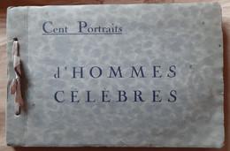 Gutermann Soies à Coudre, 100 Portraits D'hommes Célèbres - Other