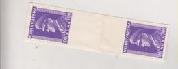 CROATIA WW II Pavelic 100 Kn Nice Proof Pair Bridge Cardboard Paper - Croacia