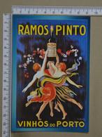 PORTUGAL - RAMOS PINTO -  VILA NOVA DE GAIA -   2 SCANS   - (Nº40844) - Porto