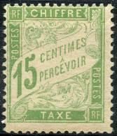 France Taxe (1893) N 30 * (charniere) - 1859-1955 Neufs