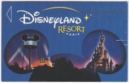 FRANCE C-636 Passport Disneyland Paris - Used - Pasaportes Disney