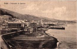 Italie - LIG - Voltri - Panorama Da Levante - Genova (Genoa)