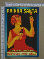 PORTUGAL - RAINHA SANTA -  VILA NOVA DE GAIA -   2 SCANS   - (Nº40863) - Porto