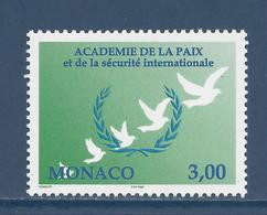 ⭐ Monaco - YT N° 2149 - Neuf Sans Charnière - 1998 ⭐ - Unused Stamps
