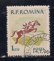 ROUMANIE     N°   1647  OBLITERE - Gebraucht