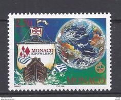 ⭐ Monaco - YT N° 2159 - Neuf Sans Charnière - 1998 ⭐ - Unused Stamps