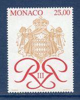 ⭐ Monaco - YT N° 2185 - Neuf Sans Charnière - 1998 ⭐ - Unused Stamps