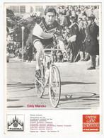 Eddy Merckx Carte Publicitaire Faema Faemino PR265 - Cycling