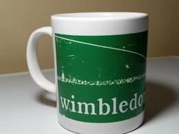 CHOPE WIMBLEDON TENNIS - Cups