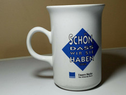 CHOPE SCHON DASS WIR SIE HABEN - 75 JAHRE 1919-1994- - Cups