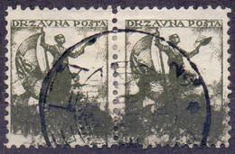 "CROATIA -   HRVATSKA - SHS - ERROR  ""WITHOUT CROATIA""  - O - 1919 - Croacia"