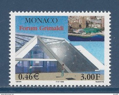 ⭐ Monaco - YT N° 2202 - Neuf Sans Charnière - 1999 ⭐ - Unused Stamps