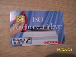 ISO  THOMSON  RARE..... - 1989