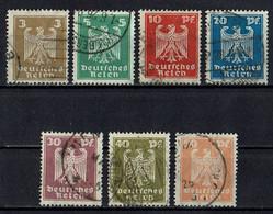 1924/355/361 O - Oblitérés