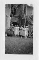 Photo 13 X 9 Cms - Toulon - Villa Chcadia -  1953. - Scan Du Verso - - Places