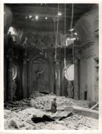 TO IDENTIFY    18*13cm FOTO DE PRESSE WW2 WWII WORLD WAR 2 WELTKRIEG Aleman Deutchland - Guerra, Militari