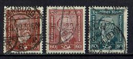 1924/362/363 O - Oblitérés