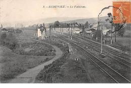 55 - N°111355 - Ecouviez - Le Faisceau - En L'état - Sonstige Gemeinden