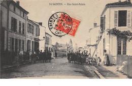 17 - N°110903 - Saintes - Rue Saint-Palais - Saintes