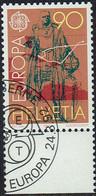 Schweiz 1992, MiNr 1469, Gestempelt - Used Stamps