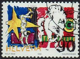 Schweiz 1992, MiNr 1481, Gestempelt - Used Stamps