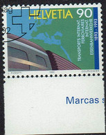 Schweiz 1992, MiNr 1488, Gestempelt - Used Stamps