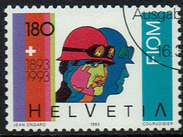 Schweiz 1993, MiNr 1495, Gestempelt - Used Stamps