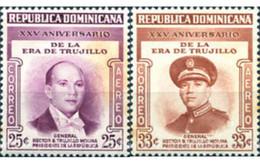 Ref. 624964 * MNH * - DOMINICANA. 1955. 25TH ANNIVERSARY OF THE ERA OF TRUJILLO . 25 ANIVERSARIO DE LA ERA DE TRUJILLO - República Dominicana