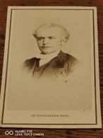 Cdv CH REUTLINGER A PARIS Homme D'affaires - Alte (vor 1900)