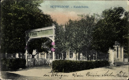 CPA Wien 14. Penzing, Karl Scheuer's Restauration Knödelhütte, Hütteldorf - Other
