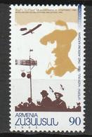 ARMENIE - PA N°2 ** (1995) Aviateur - Armenia