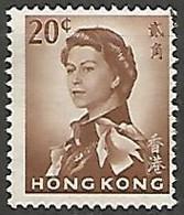 HONG-KONG N° 197 NEUF Sans Gomme - Ungebraucht