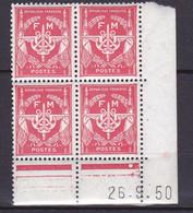 Coins Datés Franchise Militaire 12 - 1950 - Non Classés