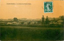 94* KREMLIN BICETRE  La Zone De La Porte D Italie         RL10.1087 - Kremlin Bicetre